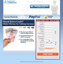 Survey Downline Review - Teen Paid Surveys